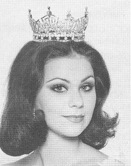 Delta Burke Miss Florida 1974 Courtesy MissFlorida.org