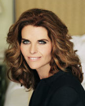 WikiPedia Photo of Maria Shriver