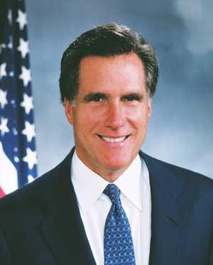 Mitt Romney former President Candidate 2008