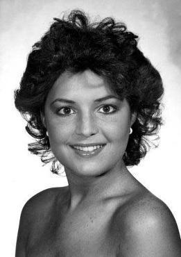Sarah Palin in 1984